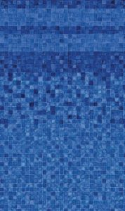 Blue Denali Blue Mosaic