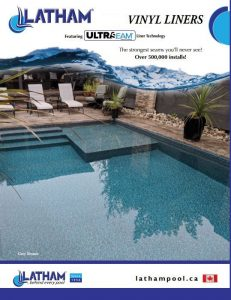 toile piscine cruesee